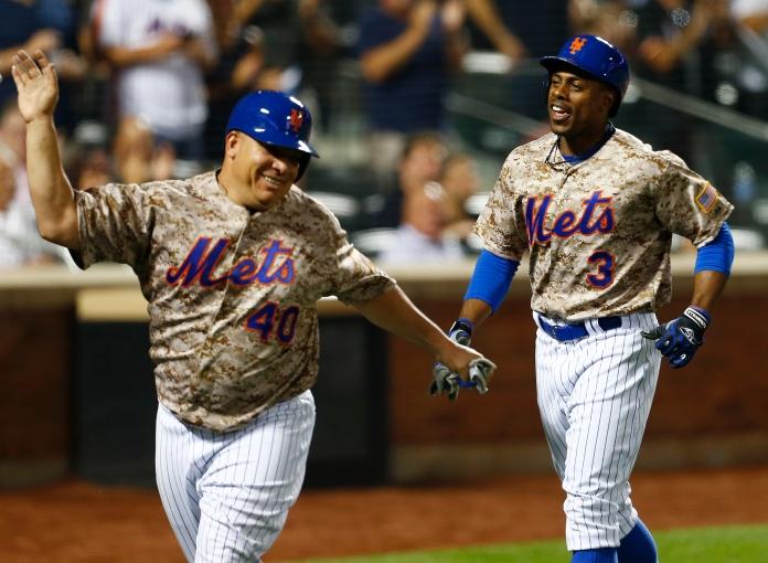 Philadelphia v New York Mets